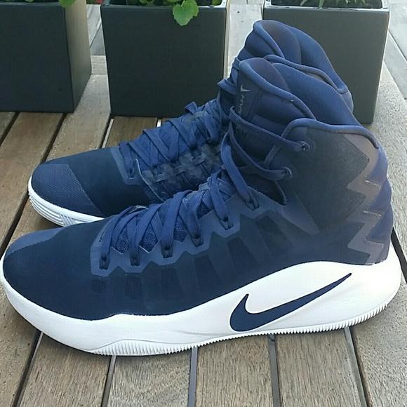 Nike Shoes | Nike Hyperdunk Navy